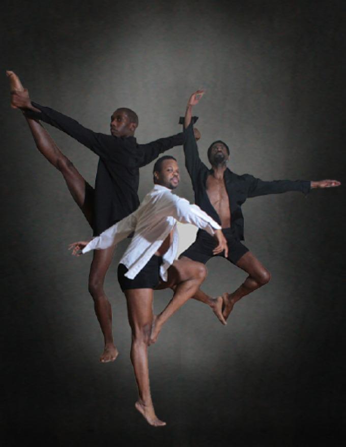 Riddick Dance Shot