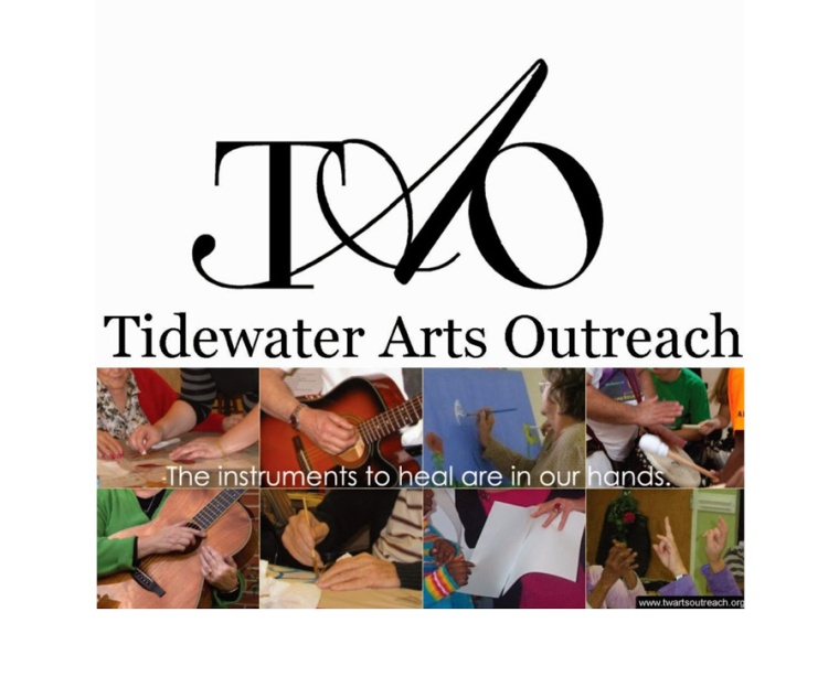 Tidewater Arts Outreach lgog